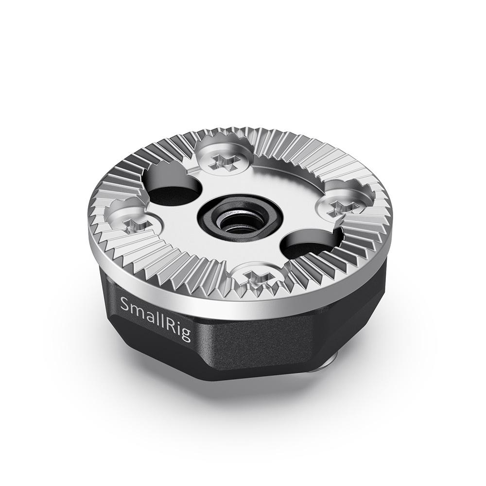 Smallrigにぴったりあなたのカメラを装備させる 気質アップ 新発売 月間優良ショップ受賞 SmallRig公式 送料無料ARRIロゼット互換マウント M6ネジ穴 -SAP2804 海外直送