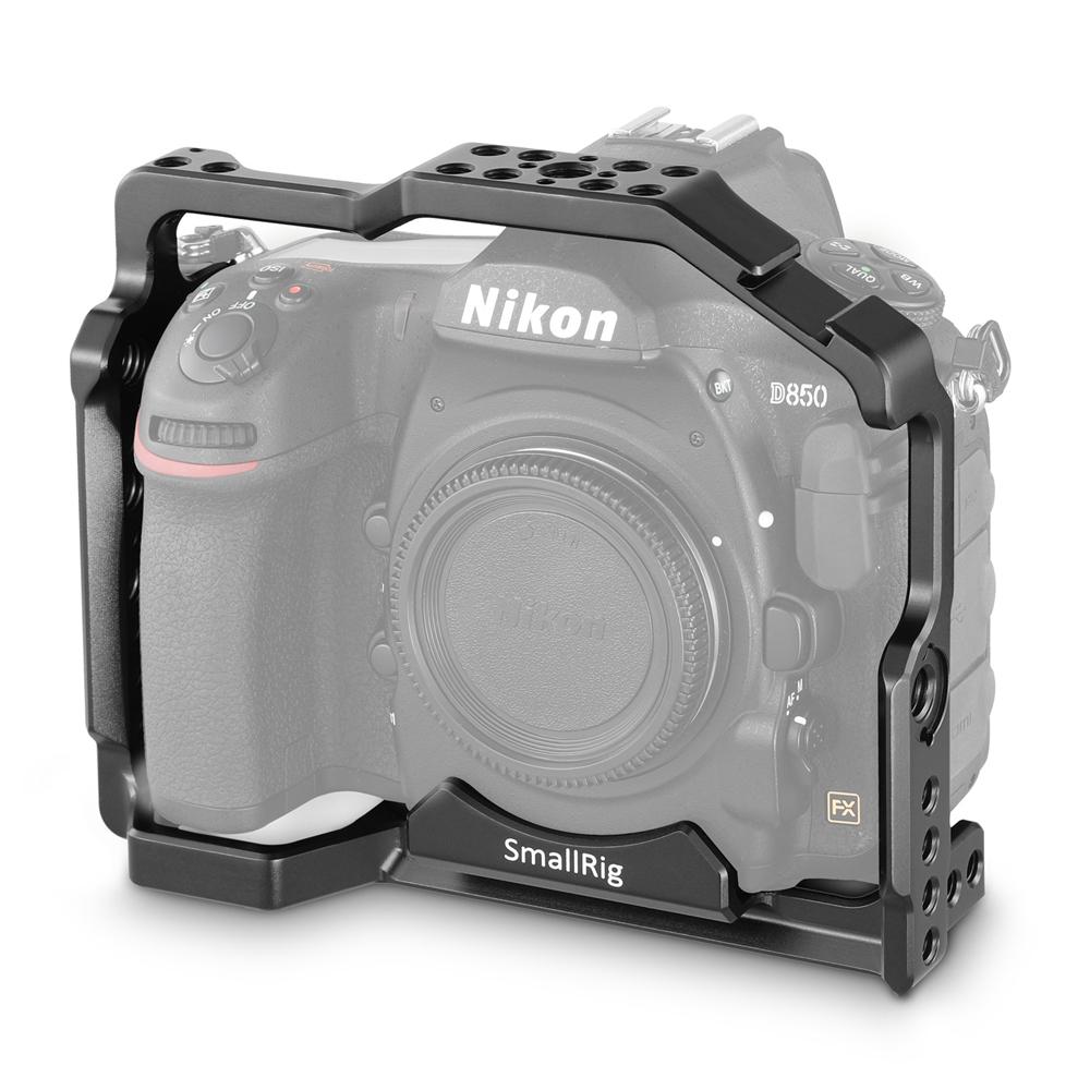 Smallrigにぴったりあなたのカメラを装備させる 月間優良ショップ受賞 SmallRig公式 海外直送 送料無料NikonD850専用ケージ2129 お歳暮 国内正規総代理店アイテム