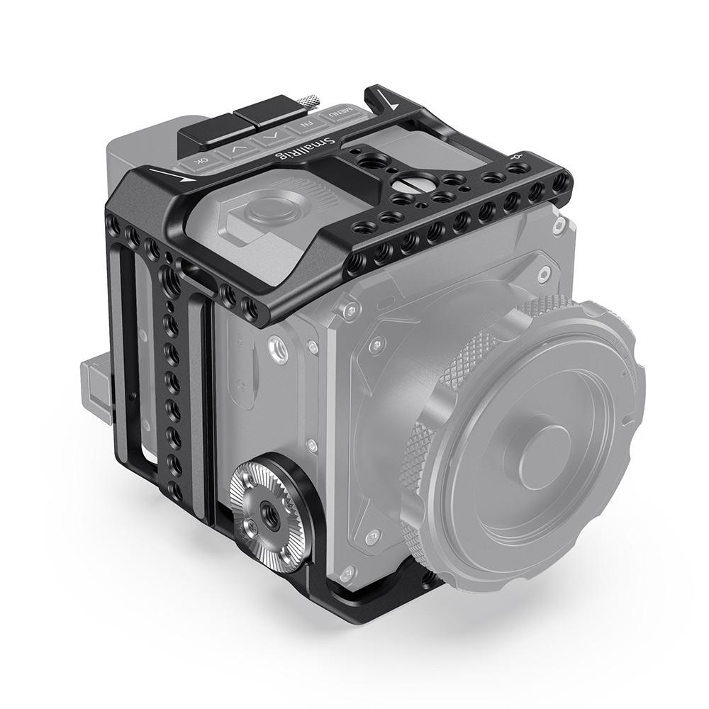 【通常価格より10%OFF】【送料無料】SmallRig Z CAM E2-S6/F6/F8専用ケージ DIY 撮影用品 耐久性 耐食性 CVB2254 【海外直送】