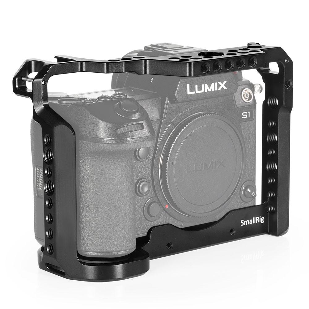 発売モデル SmallRig Panasonic S1 S1R用 カメラリグ CCP2345 SmallRig公式 送料無料PanasonicS1 海外直送 月間優良ショップ受賞 S1R用カメラリグCCP2345 男女兼用