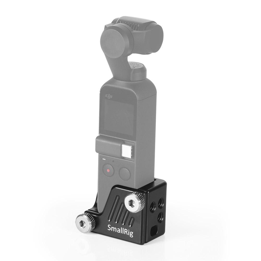 Smallrig DJI 新作多数 Osmo Pocket カメラリグ カメラケージ 月間優良ショップ受賞 SmallRig公式 定番から日本未入荷 送料無料DJIOsmoPocket用カメラリグCSD2321 海外直送 CSD2321
