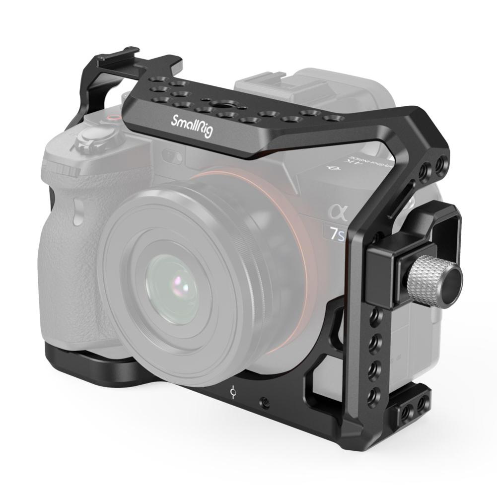 SONY α7SIII 月間優良ショップ受賞 SmallRig公式 高価値 HDMIケーブルクランプキット3007 海外直送 送料無料SONYα7SIIIカメラ用ケージ 限定価格セール