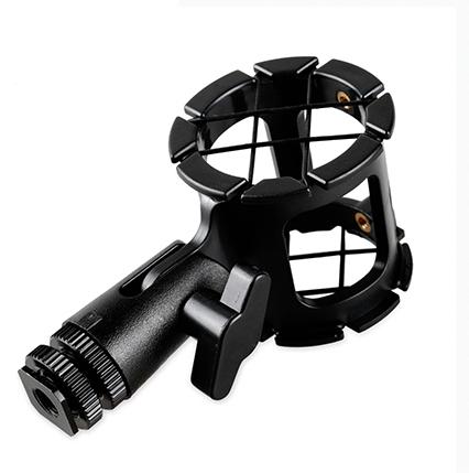 引き出物 安い 激安 プチプラ 高品質 DIYカメラ 自分のカメラは個性的にそして完璧に 月間優良ショップ受賞 SmallRig公式 海外直送 送料無料カメラシューズとボンポール用マイクショックマウント振動防止角度調整可能便利シュー付きDSLR装備DSLRRigsDSLRリグ-1859