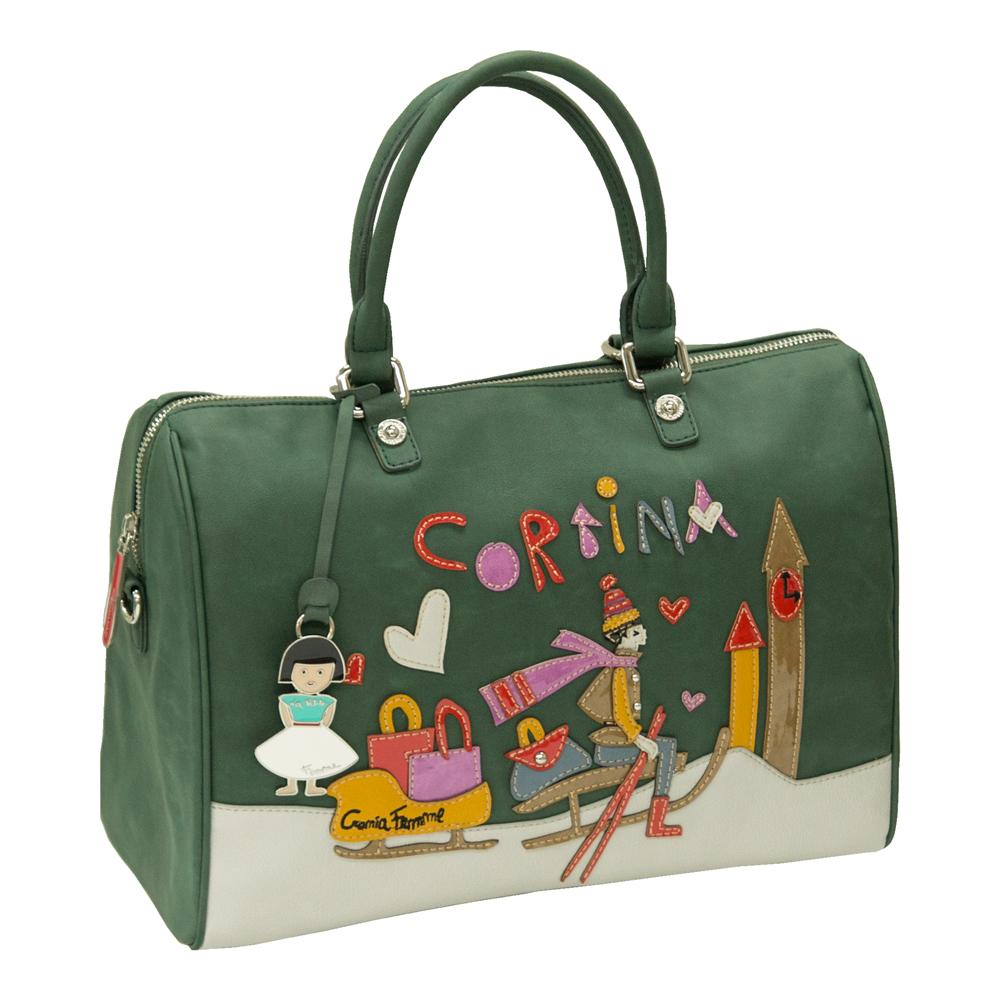 ANGORA Tote Bag Copine