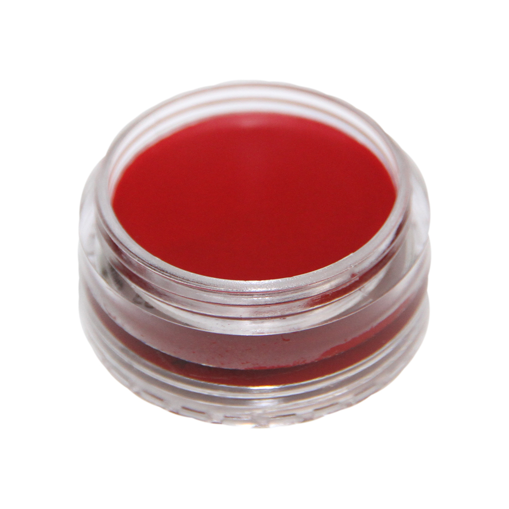 1/8oz lining color Red CC039 | Grease paint, red, red, clown, Spider-Man, red ogre, face paint