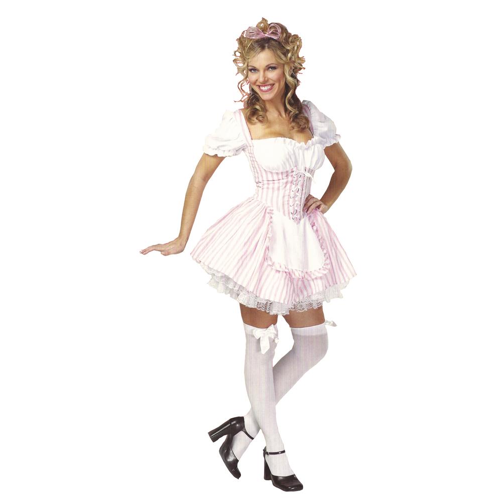 candy stripper candy striper 75770 size medium 10 11 12 cosplay dress up christmas halloween women nurse nurse harvest festival halloween