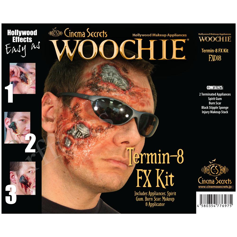 Terminator Makeup Kit