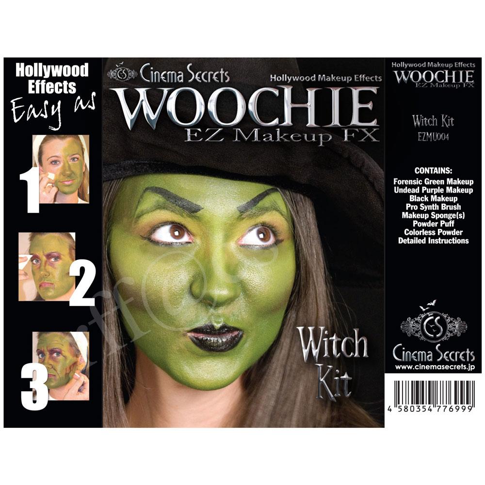 cinemasecrets | Rakuten Global Market: Green Witch special makeup ...