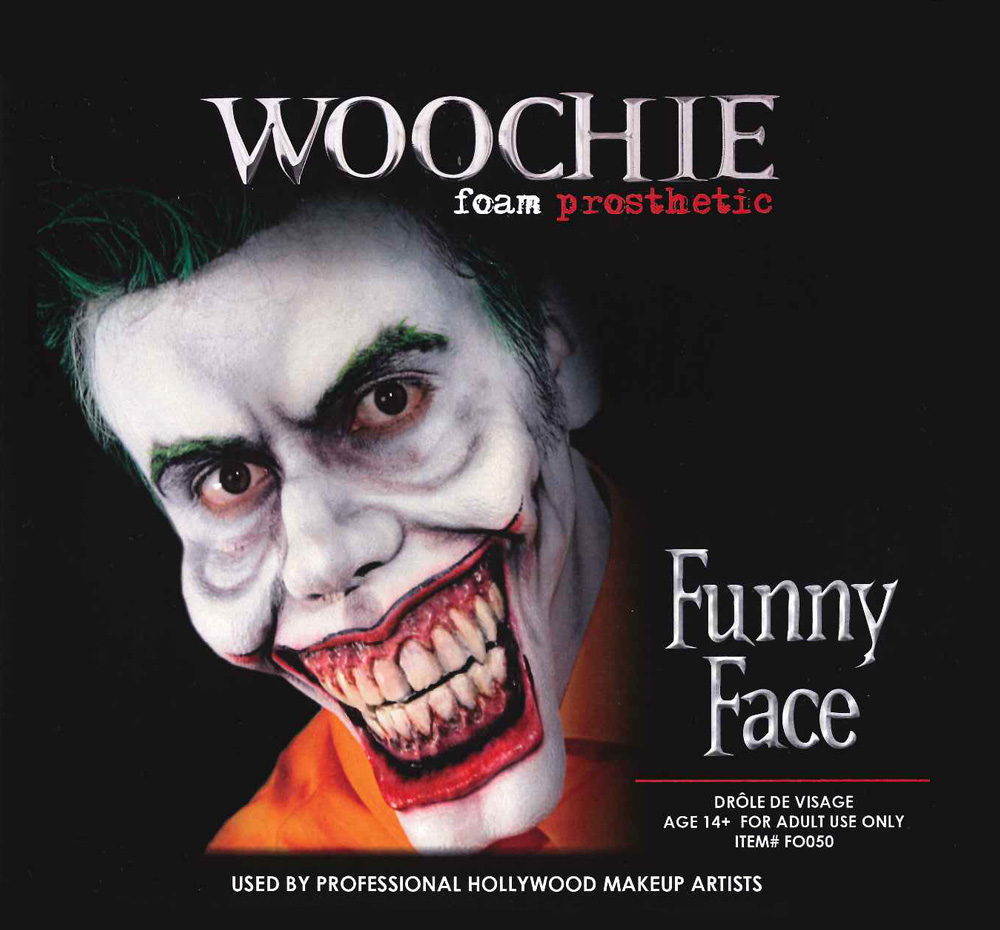 cinemasecrets: funny face special make fo050 | funny face, joker