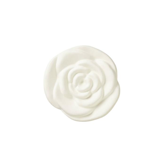 ローズ型の素焼きのストーン アロマストーン ローズアロマ 生活の木 芳香 香り女性 男性 植物 超激安 プレゼント 限定品 天然 GIFT 100% ギフト