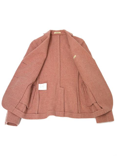 174e381a7ecf cinqessentiel  LARDINI wool tailored jacket LAVANDA Q D7503 40 wool ...