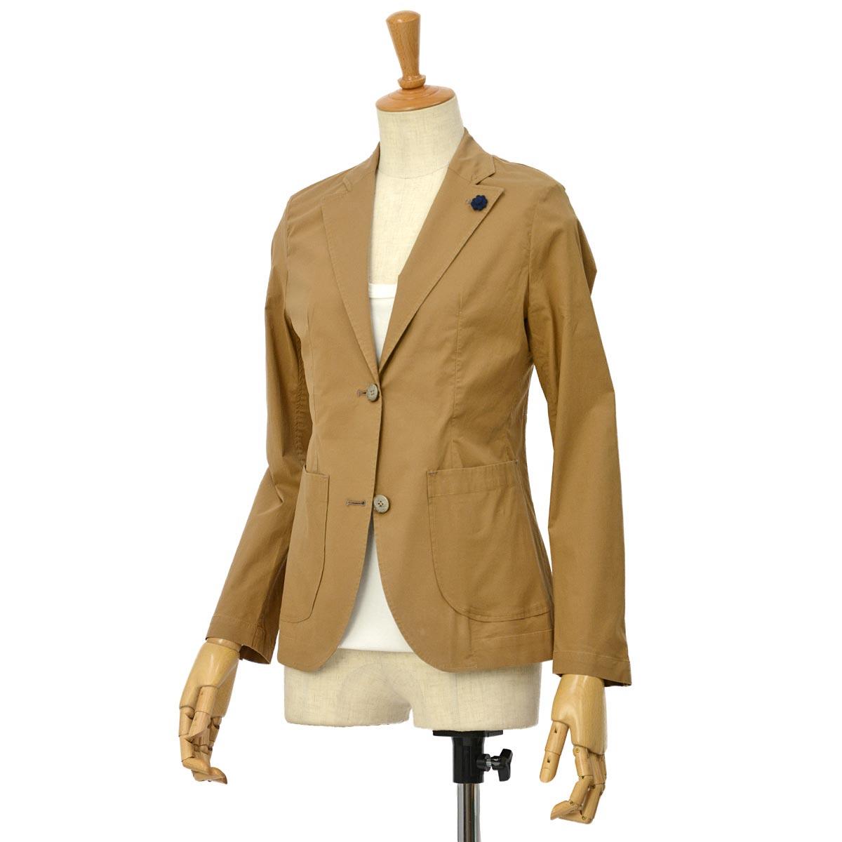 LARDINI【ラルディーニ】シャツジャケット LIRA EGC52416 2 コットン ベージュ
