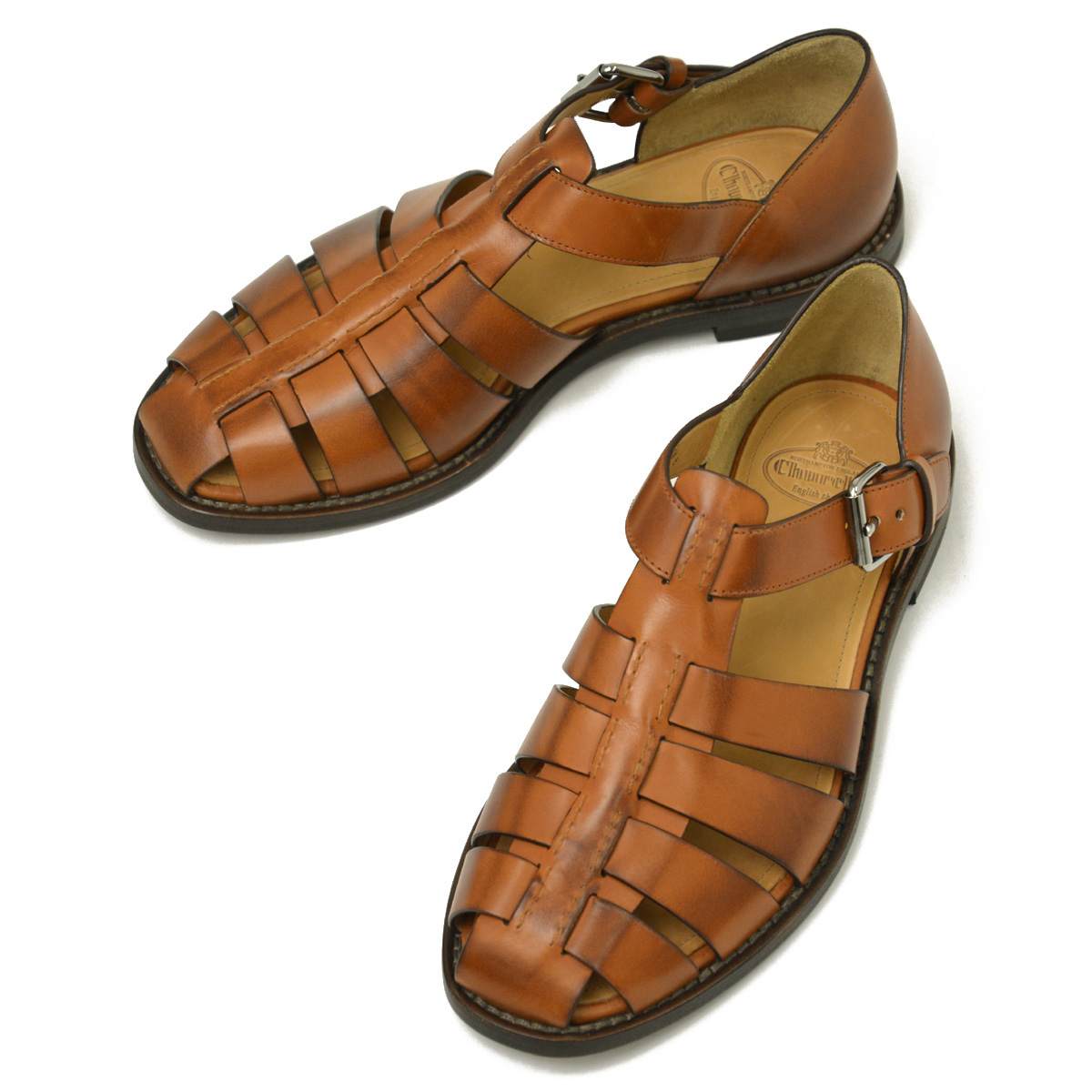 Church' s fisherman sandals