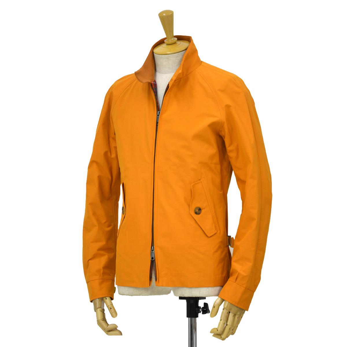 BARACUTA【バラクータ】G4 ORIGINAL BRCPS0002 BCNY1 2623 PUMPKIN コットン ポリエステル オレンジ