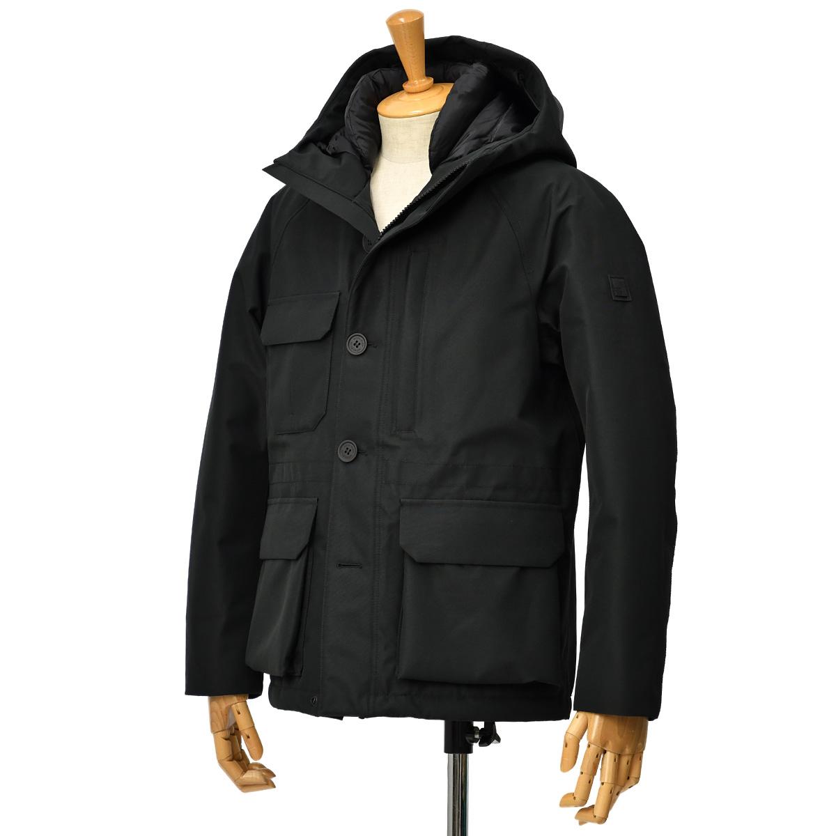 WOOLRICH【ウールリッチ】ダウンジャケット STORM MOUTAIN JKT WOCPS2917 OFF BLACK ブラック