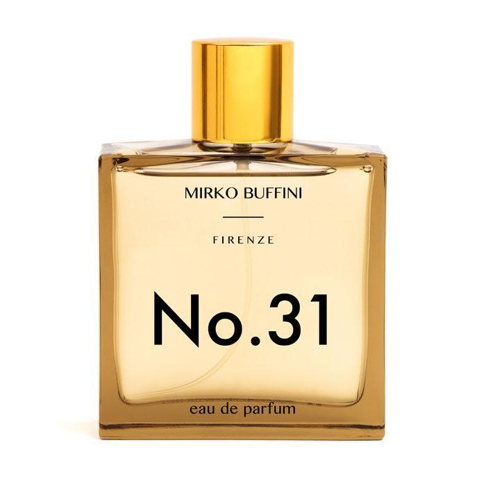 MIRKO BUFFINI【ミルコ ブッフィーニ】EAU DE PARFUM No.31 100ml(オードパルファム 香水 トレントゥーノ)