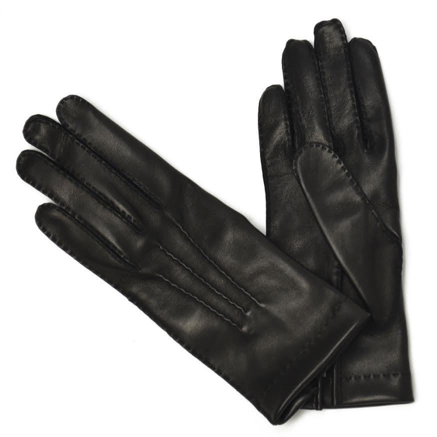 GANTIER CAUSSE【ガンコス/コース】手袋/グローブ H0003 AGN MARINE No lining ネイビー ラムナッパレザー