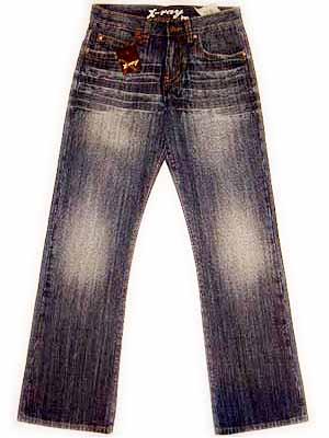 【SALE】エックスレイ ロングパンツ インディゴX-RAY LONG PANTS Indigo【あす楽対応_近畿】【あす楽対応_中国】【あす楽対応_四国】【あす楽対応_九州】