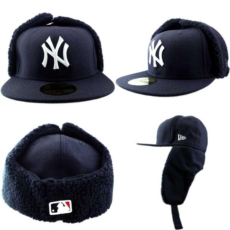 679bde3935478 New gills cap dog-ear basic New York Yankees navy   white New Era Cap DOG  EAR Basic New York Yankees Navy White