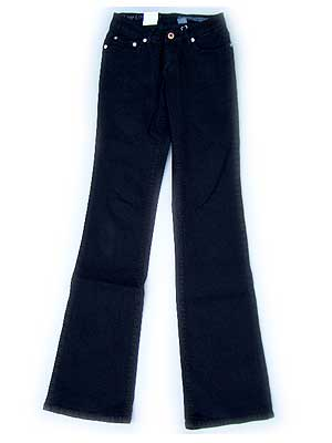 AZZURELOVELIFEDENIML4150(BLACK)LadiesPantsDenimアズールラブライフデニムL4150(ブラック)レディースパンツデニム