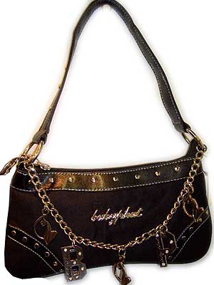 Baby Phat Bp6906 A01 Bp Women S Bag Black Las