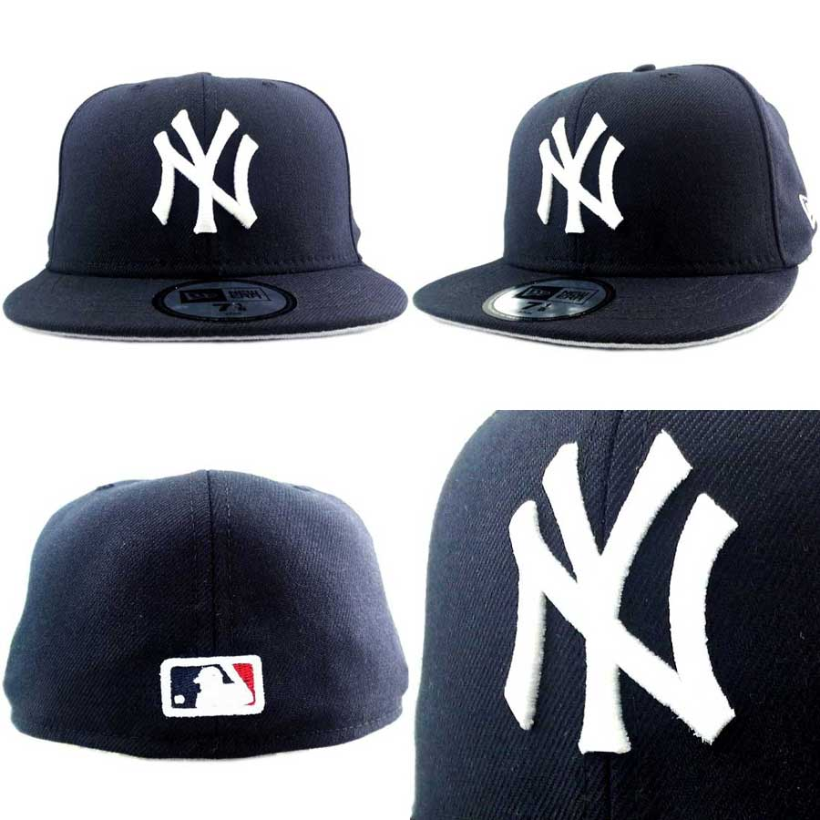 723e772eb56 New gills cap MLB 506 plate Ann pie shop New York Yankees navy   white New  Era Cap MLB 506 Plate Umpire New York Yankees Dark Navy White
