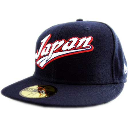 miten ostaa säästää uk myymälä New gills cap W.B.C. Japan replica navy / white / red New Era Cap WBC JAPAN  REPLICA Navy/White/Red