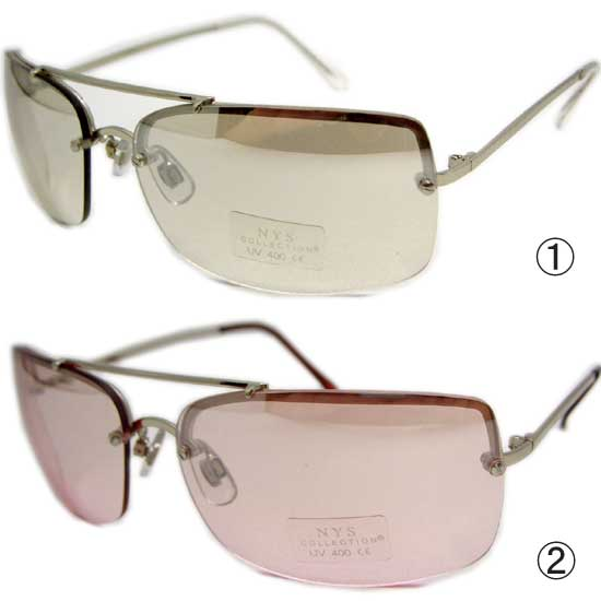 d5025f3774 New York sunglasses collection 3749 brown   pink NYS COLLECTION  3749Brown Pink