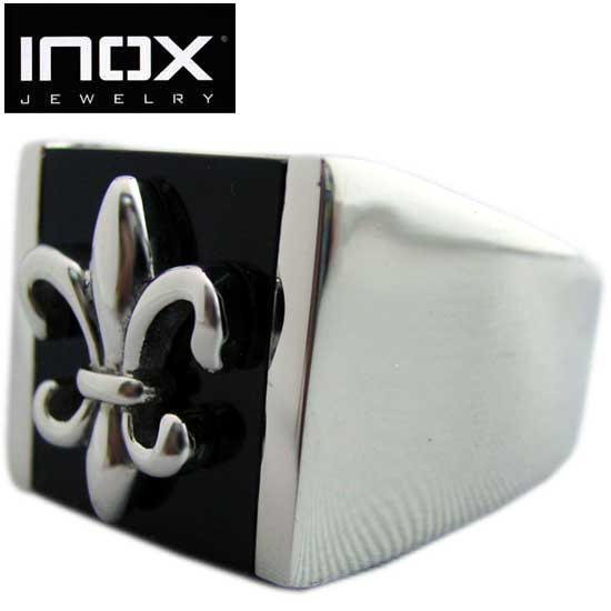 이녹스쥬에리스텐레스링 Ring FRJ105J-11 INOX JEWELRY Stainless Ring Ring FRJ105J-11