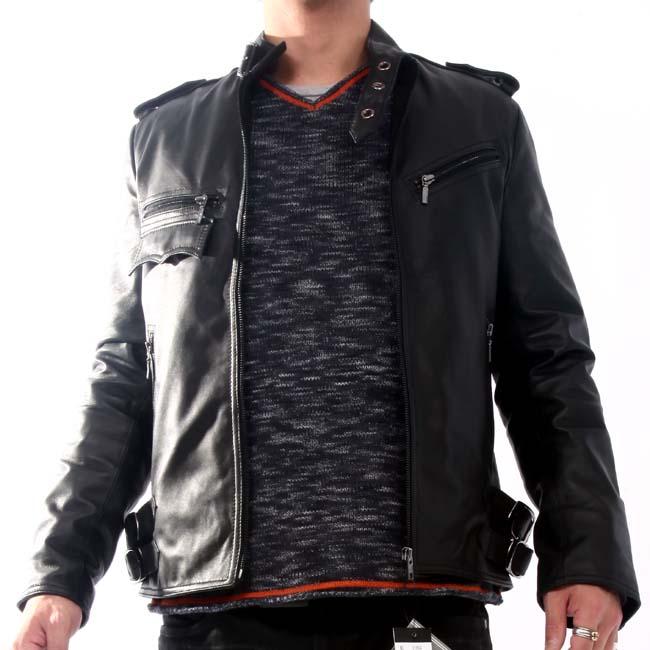 ヴィル ディスポワール レザー ジャケット シングル 11804 Ville D'Espoir Leather jacket Single 11804 【あす楽対応_近畿】【あす楽対応_中国】【あす楽対応_四国】【あす楽対応_九州】
