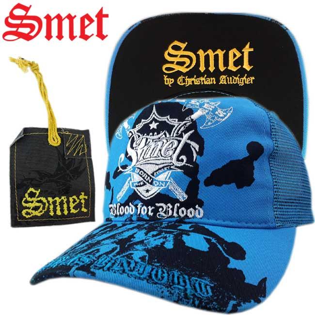cio-inc  Smet hats (caps) specialty black as night teal SMET Cap Hat (Cap)  Specialty BLACK AS KNIGHT Teal  9ba3190eee3