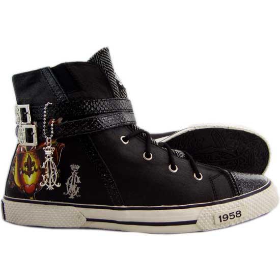 【訳あり】 クリスチャンオードジェー シューズ ストラップ ダウン ブラックChristian Audigier Shoe's STRAPDOWN Black【あす楽対応_近畿】【あす楽対応_中国】【あす楽対応_四国】【あす楽対応_九州】