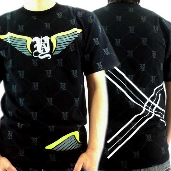 【SALE】リッチヤング フロック S/S Tシャツ ブラックRICH YUNG R009 FlOCK SS TEE Saphire Black【あす楽対応_近畿】【あす楽対応_中国】【あす楽対応_四国】【あす楽対応_九州】