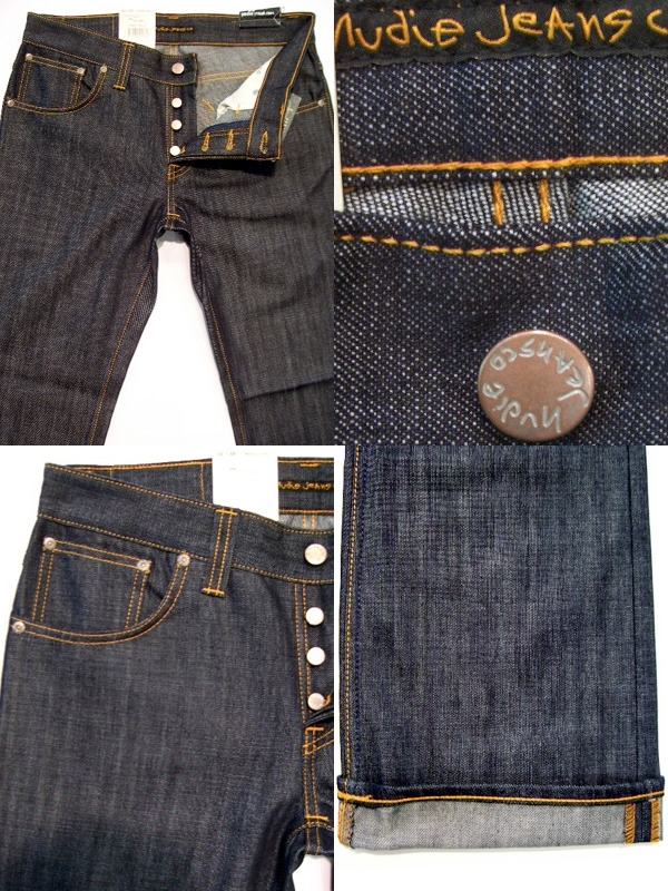 Nudie jeans bootcut ora low bootcut ドライライト NUDIE JEANS BOOTCUT OLA LOW BOOTCUT Dry Light