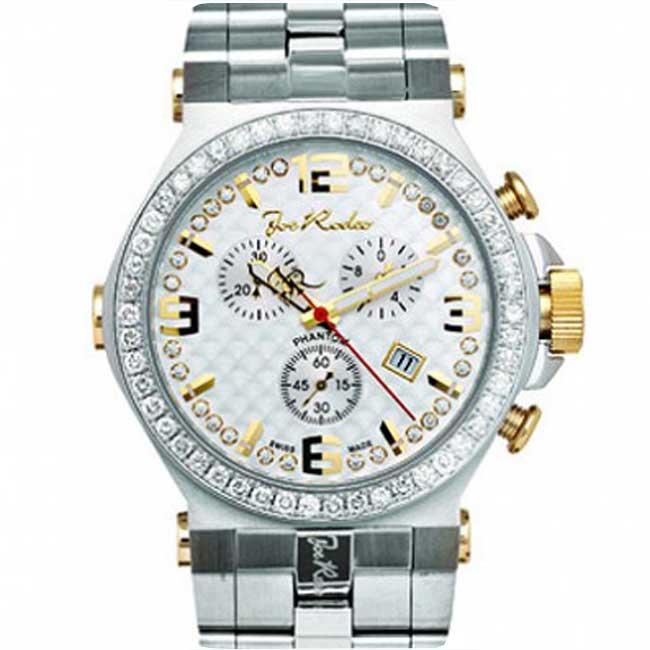 完成品 ジョーロデオ ダイヤモンド ファントム クロノグラフ ウォッチ ダイヤモンド Watch ウォッチ JPTM40 JOERODEO Phantom CHRONOGRAPH Diamond Watch JPTM40, 越路商会:ae29843e --- irecyclecampaign.org