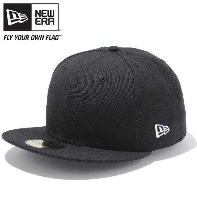 cio-inc  New era Cap plain basic black 5950 New Era Cap PLAIN BASIC 5950  Black  2c03a722407