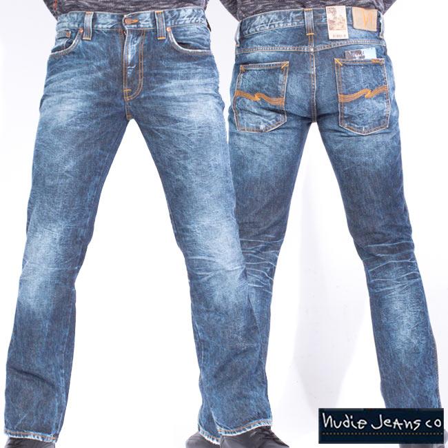ヌーディージーンズ スリムジム オーガニックダークネップスNudie Jeans Slim Jim Organic Dark Neps【あす楽対応_近畿】【あす楽対応_中国】【あす楽対応_四国】【あす楽対応_九州】