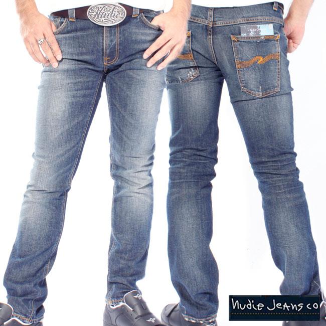 ヌーディージーンズ シンフィン オーガニック ウェルユーズド Nudie Jeans Thin Finn Organic Well Used【あす楽対応_近畿】【あす楽対応_中国】【あす楽対応_四国】【あす楽対応_九州】