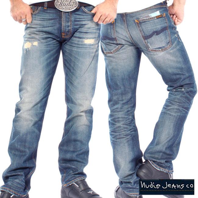 ヌーディージーンズ アベレージジョー オーガニック ウォーンセルビッチ Nudie Jeans Average Joe Organic Worn Selvage【あす楽対応_近畿】【あす楽対応_中国】【あす楽対応_四国】【あす楽対応_九州】