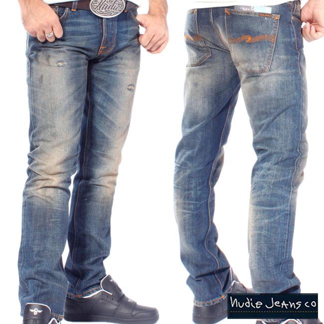 ヌーディージーンズ グリムティム オーガニック ユーズドセルビッチ Nudie Jeans Grim Tim Organic Used Selvage【あす楽対応_近畿】【あす楽対応_中国】【あす楽対応_四国】【あす楽対応_九州】