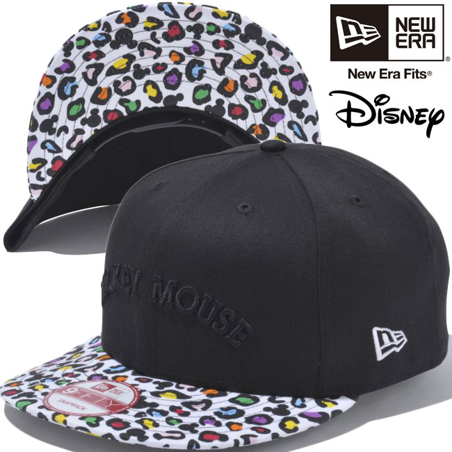 Disney x new era 950 Snapback Cap multileopardvisor Mickey Mouse black  multi Disney×New Era 9Fifty Cap Mickey Mouse Black Multi Leopard cccc52e9b9c5