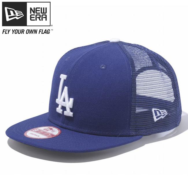 aa3daa97768cc New era 950 Snapback Cap Tracker mesh Los Angeles Dodgers bright Royal  white New Era 9FIFTY ...