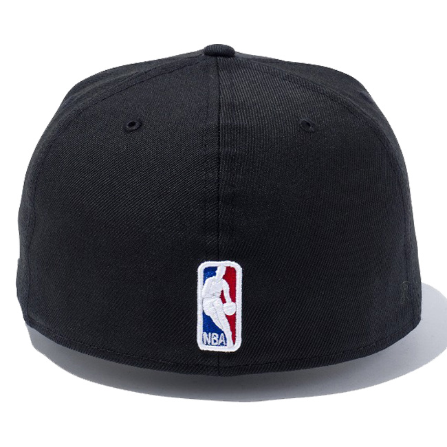 New era Cap 5950 multi-logo ENBREL NBA logo man black team colors New Era  59FIFTY Cap Multi Logo NBA LOGOMAN Black Team Color 568976a1f05