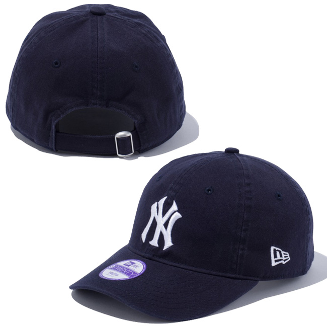 b0e78ee8190ee New era 920 kids caps MLB custom New York Yankees Navy white New Era  9Twenty Kids Cap MLB Custom New York Yankees Navy White