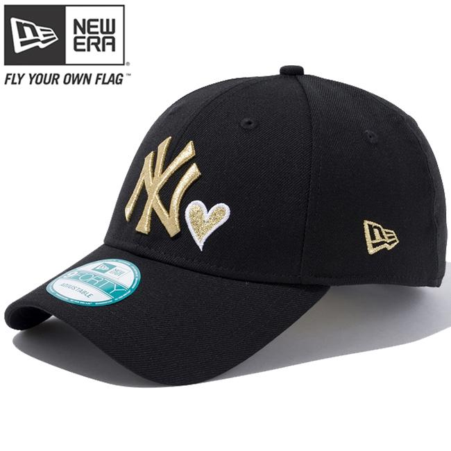 4a3fc86c753 cio-inc  New era 940 Cap New York Yankees heart logo collection ...