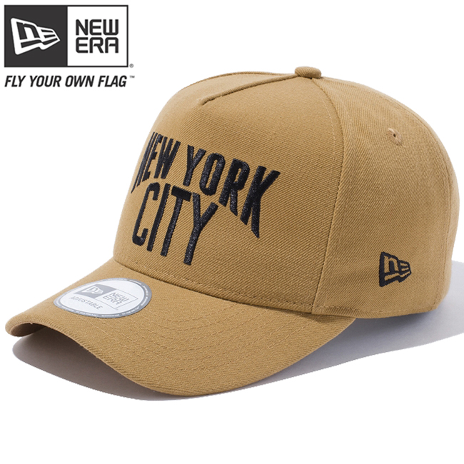 87739194624 ... store new era cap 940 d frame new york city logo wheat black new era  9forty