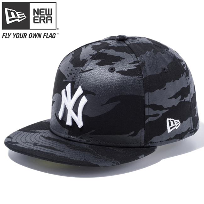 low priced 6e0e8 f8e42 New gills 5950 cap white logo New York Yankees Tigers tripe duck black  white New Era ...