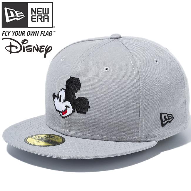 cio-inc  Disney X new gills 5950 multi-logo pixel Mickey face Grace ... de11c773cb07