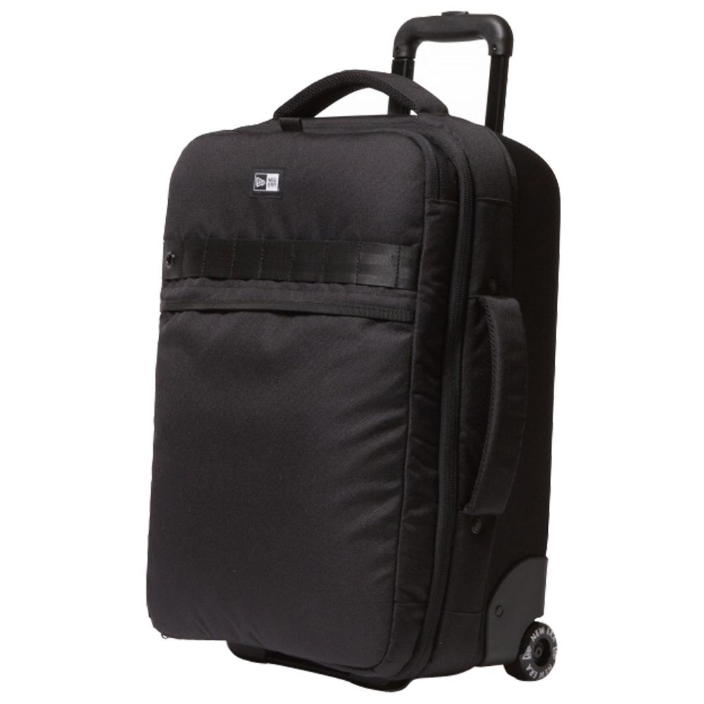 ニューエラ バッグ キャリーバッグ ホイールバッグ ブラック ホワイト New Era Bag Trolly Bag Wheel Bag Black White【あす楽対応_近畿】【あす楽対応_中国】【あす楽対応_四国】【あす楽対応_九州】