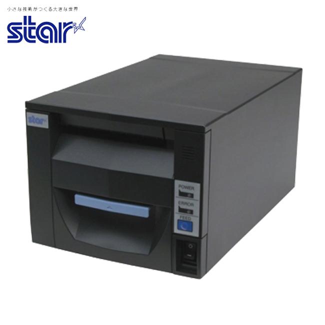 スター精密 据え置き型感熱式プリンター FVP10シリーズ FVP10U-24J1 GRY JP USB接続 グレー Star Micronics Stationary Thermal Printer FVP10 Series FVP10U-24J1 GRY JP USB Connection Gray